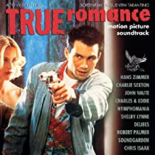 True Romance: Motion Picture Soundtrack Limited 25th Anniversary Clear with White Splatter Edition