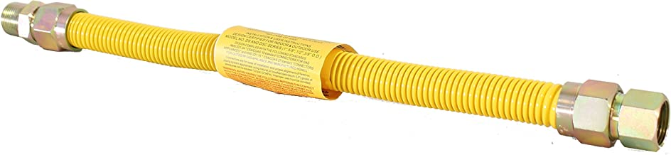 Duratrac Yellow Coated Stainless Steel 3/4
