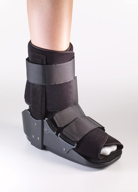 Corflex Max 79% OFF Broken Foot Metatarsal Deluxe Boot-L - Black Fracture
