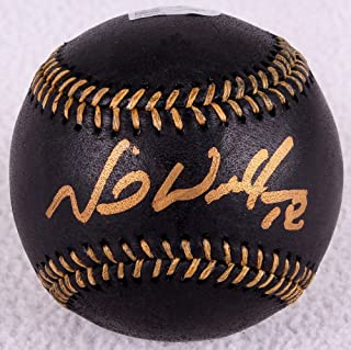 NEIL WALKER SIGNED BLACK LEATHER OFFICIAL MLB HOLO BALL N.Y. YANKEES METS PITTSBURGH PIRATES
