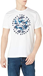 Hummel Beyaz Erkek Günlük Tişört 910376-9046