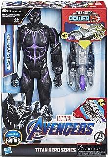 Hasbro Avn Th Power Fx 2 Hero Black Panther, Multi-Colour