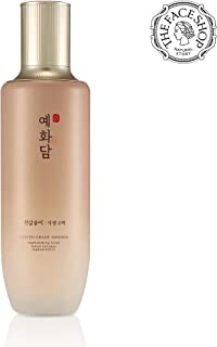[THEFACESHOP] Yehwadam Heaven Grade Ginseng Regenerating Toner, Premium Skin Care, Traditional Korean Herbs And Ginseng For Anti-Aging Treatment (155mL/5.24 Oz)