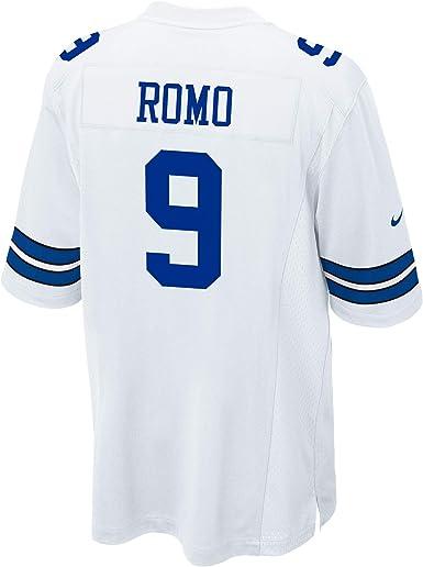 Dallas Cowboys Nike Youth Tony Romo #9 Game Jersey Nike Youth Tony Romo #9 Game Jersey Niños