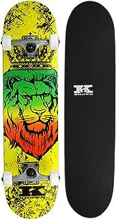 Krown Rookie Graphic Complete Skateboard