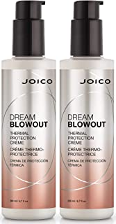Joico Dream Blowout Thermal Protection Creme, 6.7-Ounce, 2 Count