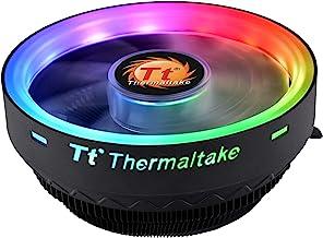 Thermaltake UX100 5V Motherboard ARGB Sync 16.8 Million Colors 15 Addressable LED Intel/AMD Universal Socket Hydraulic Bea...