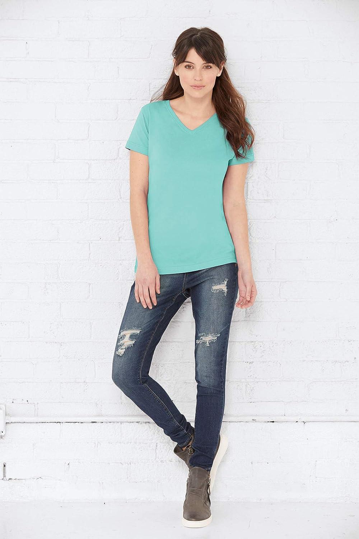 HARD EDGE DESIGN Women's English Garter Family Wells T-Shirt