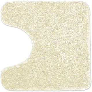 Inodoro para Cuarto de ba/ño marr/ón, 40X60cm DXIA Alfombra de Ba/ño Antideslizante Alfombrilla de Ba/ño Absorbente Tapete para el Piso Lavable a M/áquina Microfibras Suaves Absorbentes de Agua