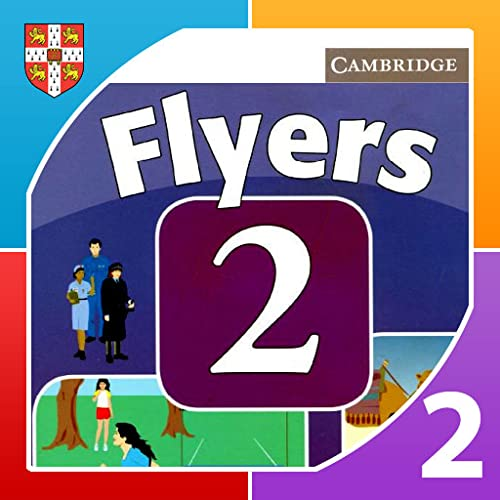 Cambridge Flyers 2 - YLE Flyers 2