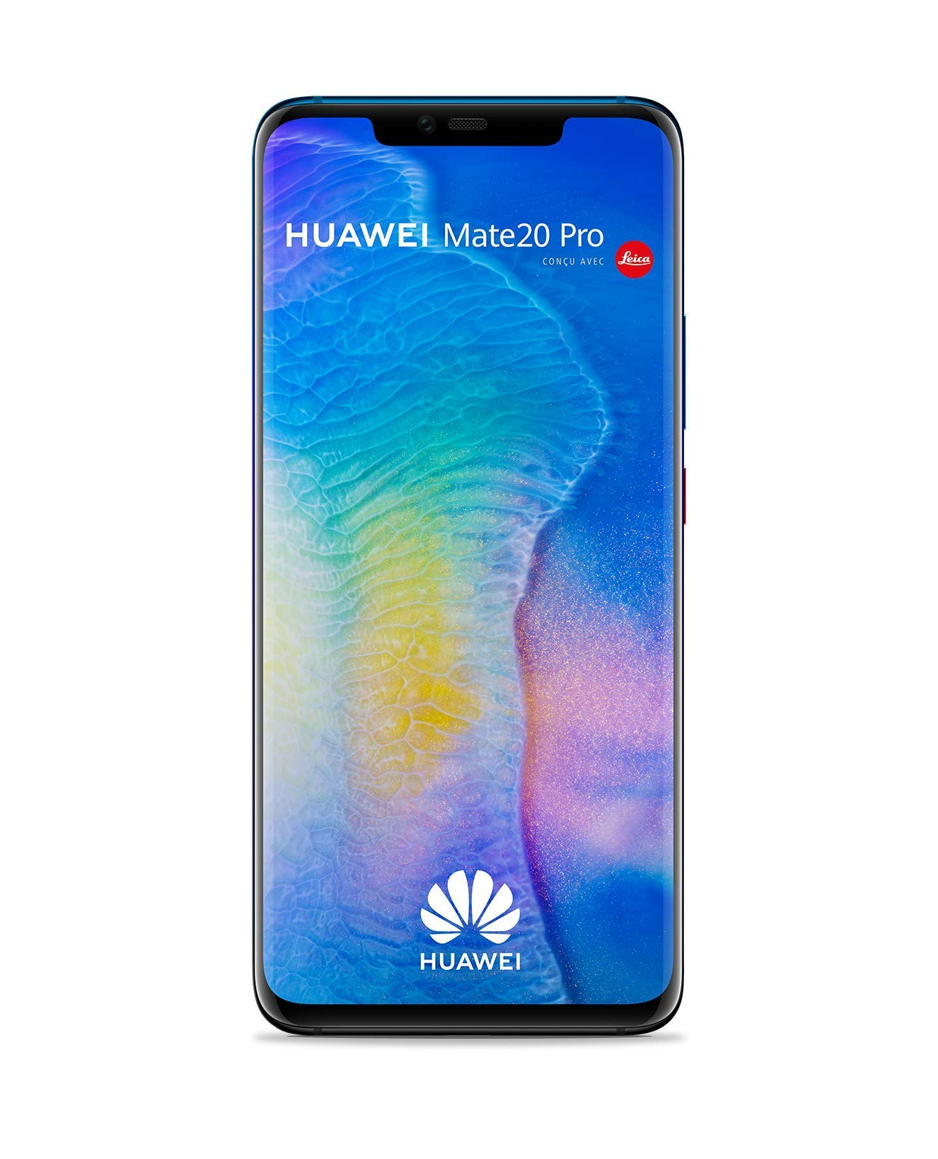Huawei Mate20 Pro Smartphone SIM simple de 128 GB / 6 GB: Amazon ...