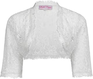 white lace shrug uk