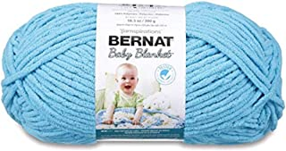 Bernat Baby Blanket Big Ball Baby Teal