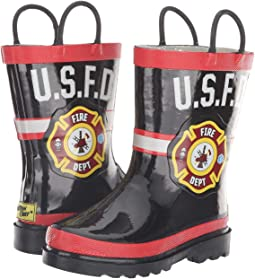 U.S.F.D. Fire Dept (Toddler/Little Kid)