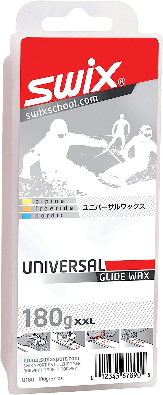 Swix Ski Snowboard Glide Wax PS Series 60g