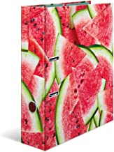 Herma 7104A4Motif Lever Arch Card Range Fruit–Watermelon, 70mm Wide, 1Piece, with Printed