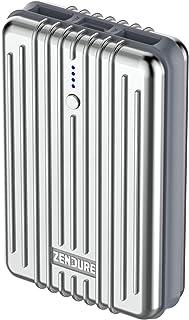 Zendure A3 Powerbank med 10 000 mAh (robust, kompakt och lätt, 2-port 2,1 A utgångsladdare med snabbladdningsfunktion för ...
