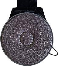 H2okp-009 50x70cm 2 Pcs Doux Solide Couleur Coussin Couverture Taie doreiller Maison Canap/é Chaise D/écor Photographie Props Black