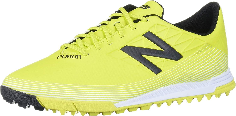 New Balance Unisex-Child Furon Dispatch Turf V5 Soccer Shoe