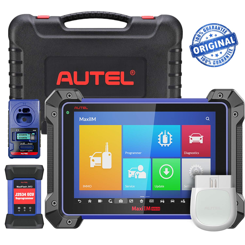 Autel MaxiAP AP200 Bluetooth Obd2 Scanner Bundle Autel MaxiIM IM608 Key  Programming Diagnostic Tool with XP400 Key Programmer and J2534 ECU  Reprogrammer- Buy Online in Togo at togo.desertcart.com. ProductId :  213690961.