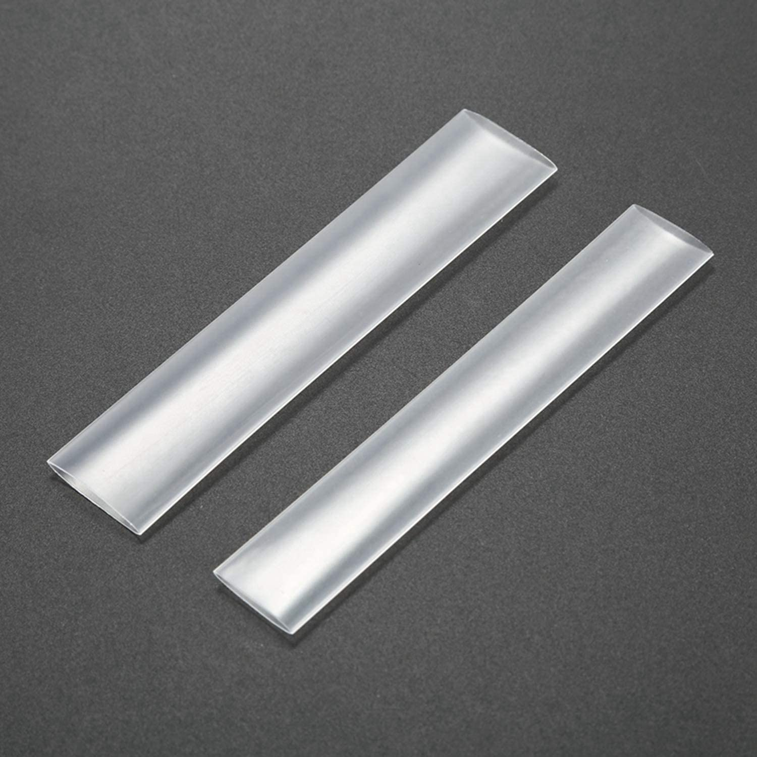 Fltaheroo 100 Pcs Tube Thermor/éTractable BooTier Couleur Du Tube Thermor/éTractable Transparent