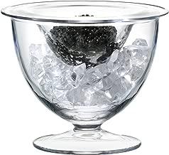 LSA international G911-12-301 Serve Caviar Set, Ø5.5in/H5in, Clear