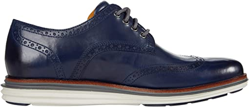 Marine Blue Leather/Quiet Shade/Glacier Gray