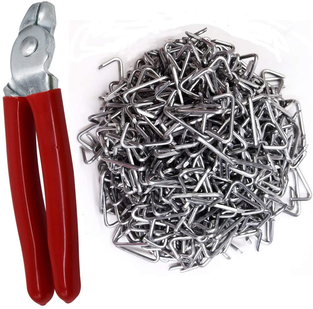 Ranking TOP19 Ranking TOP13 DAYSLIVES Hog Ring Pliers Angled Rings 500 Galvanized Pro