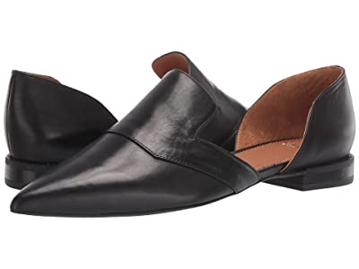 Franco Sarto Toby By Sarto (Black Leather) Women