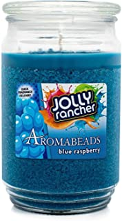 Jolly Rancher Blue Raspberry Scented Aromabeads Candle