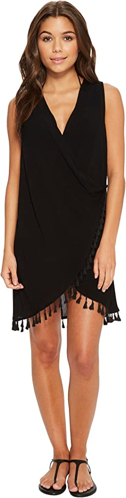 Athena - Bazaar Beauty Wrap Dress Cover-Up