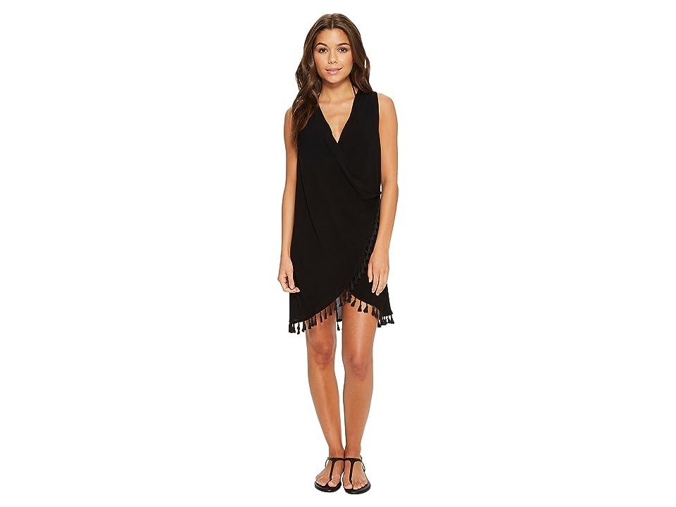 Athena - Athena Bazaar Beauty Wrap Dress Cover-Up
