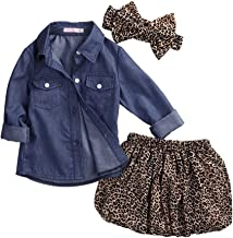 jeans shirt for girl