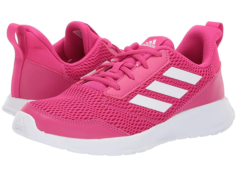 adidas Kids AltaRun (Little Kid/Big Kid) (Real Magenta/Footwear White/Real Magenta) Girls Shoes