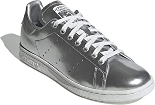 adidas Stan Smith Basket Mode Homme Argent