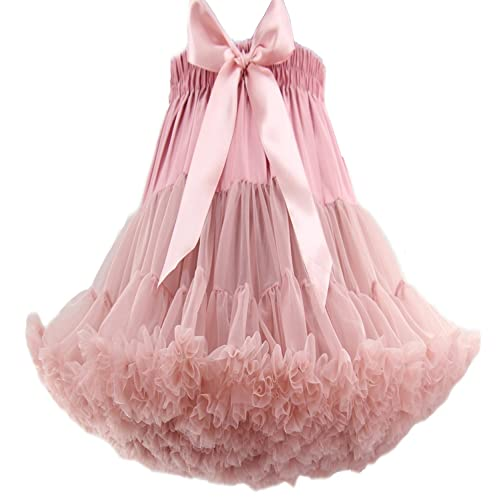 faa0977797 FOLOBE Adult Luxurious Soft Petticoat Women's Tutu Costume Ballet Dance  Multi-Layer Puffy Skirt