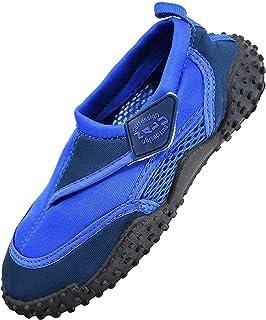 Nalu Hook and Loop Aqua Surf/Beach / Wetsuit Shoes
