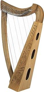 Celtic Heather Harp