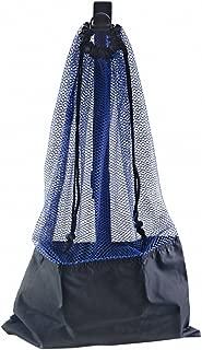 BG-632 Mesh Bag Draw String w/ Shoulder Strap