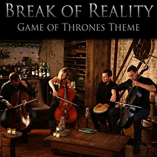 cello game of thrones theme