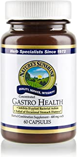 Best nature's sunshine gastro health side effects Reviews