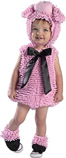Baby Girls' Premium Squiggly Piggy