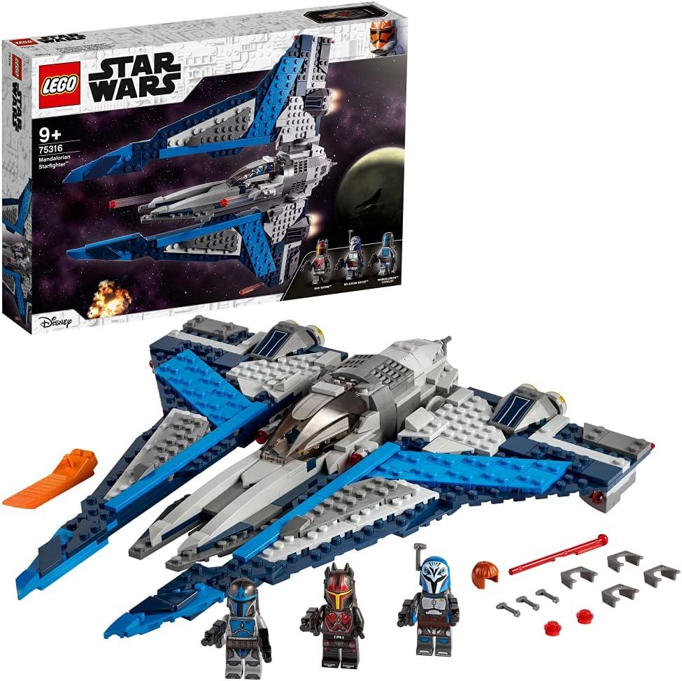レゴ(LEGO) スター・ウォーズ マンダロリアン・スターファイター 75316