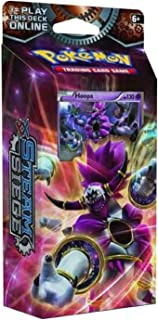 Pokemon XY Steam Siege Ring of Lightning Hoopa Theme Deck (Dispatched From UK)