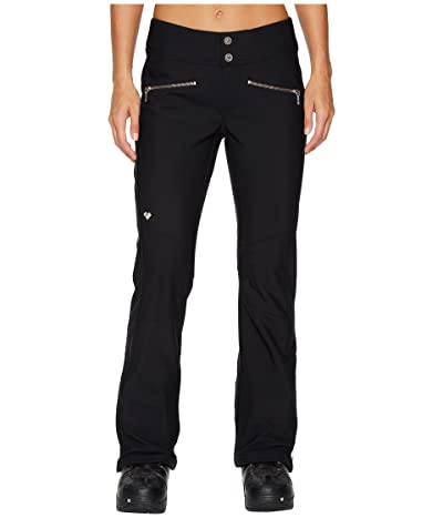Obermeyer Clio Softshell Pants (Black) Women