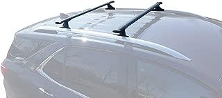 BRIGHTLINES 2018-2019 Chevy Equinox GMC Terrain Crossbars