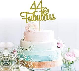 Best 44 birthday cake Reviews