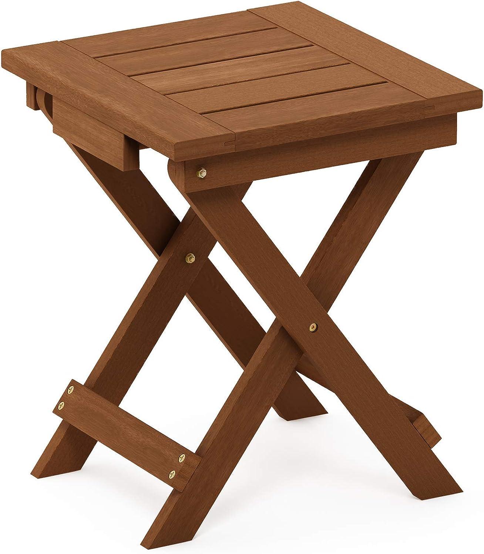 Furinno FG18556 Tioman Folding Table, Natural