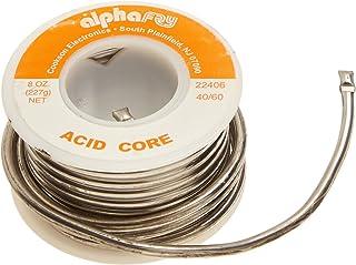 Alpha Fry AM22406 Cookson Elect 40/60 Acid Core Solder