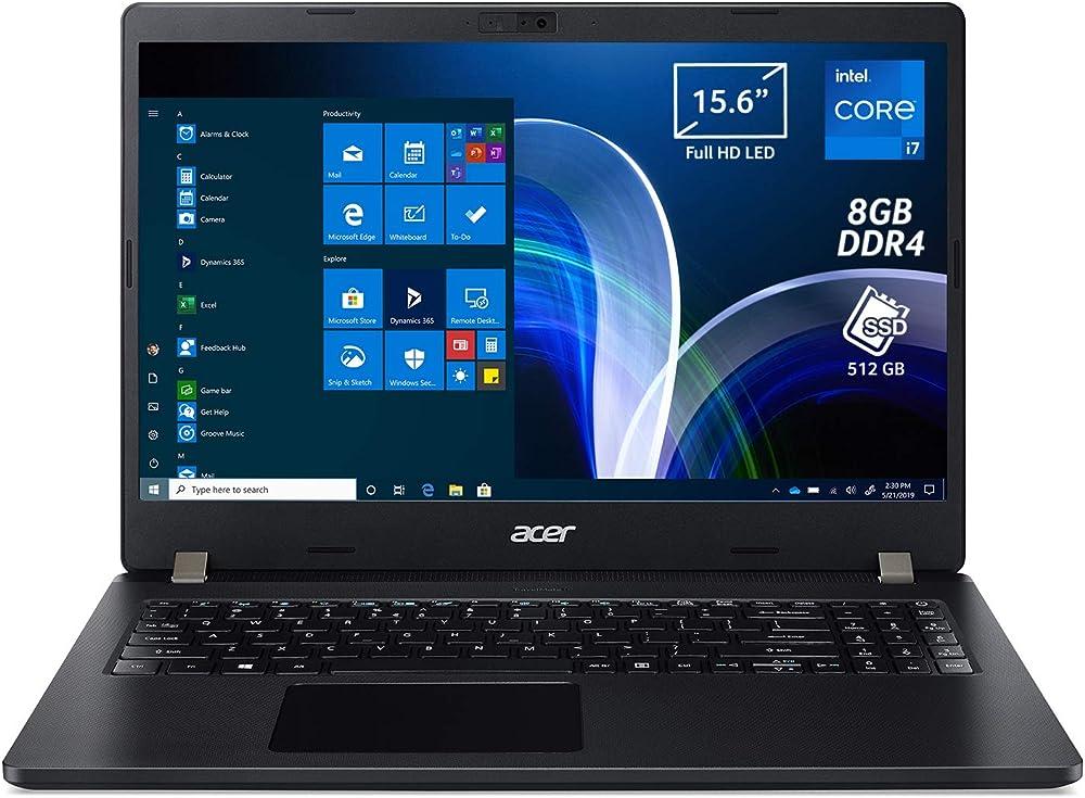 Acer pc portatile notebook intel core i7-1165g7 ram 8 gb ddr4 512 gb ssd scheda grafica intel iris xe NX.VPUET.006